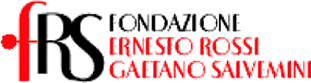Fondazione Ernesto Rossi e Gaetano Salvemini
